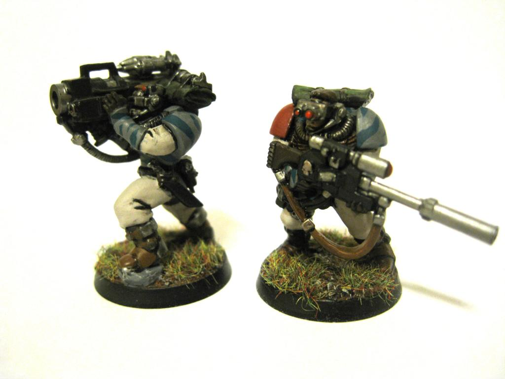Executioners scouts