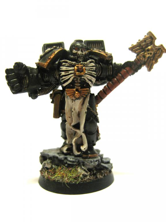 Executioners Chaplain