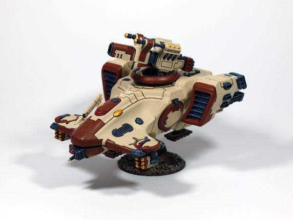 Ajefferism's Desert Tau Army